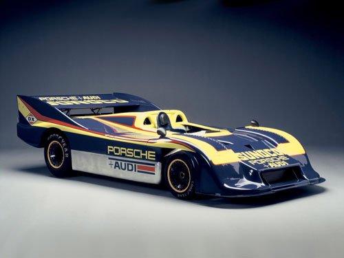 "Porsche 917 Can Am Series Winner Race Car Poster Print on 10 mil Archival Satin Paper 16"" x 12"""