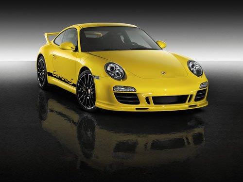 "Porsche 911 Aerokit Cup Car Poster Print on 10 mil Archival Satin Paper 16"" x 12"""