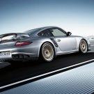 "Porsche GT2 RS 2011 Car Poster Print on 10 mil Archival Satin Paper 16"" x 12"""