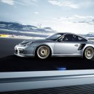 "Porsche GT2 RS 2011 Car Poster Print on 10 mil Archival Satin Paper 16"" x 12"""