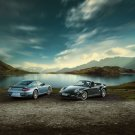 "Porsche 911 Turbo S Car Poster Print on 10 mil Archival Satin Paper 16"" x 12"""