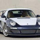 "Porsche 911 Gemballa Avalanche 600 GT2 Evo Poster Print  on 10 mil Archival Satin Paper 20"" x 15"""