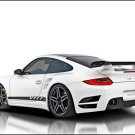 "Vorsteiner Porsche 911 Turbo V-RT Car Poster Print on 10 mil Archival Satin Paper 20"" x 15"""