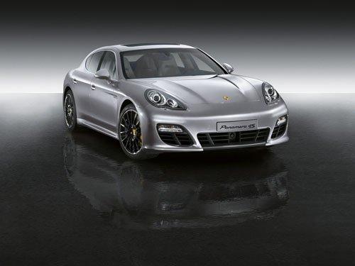 "Porsche Panamera Individualization Programme Car Poster Print on 10 mil Archival Satin Paper 20""x15"""