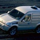 "Renault Pangea Concept Car Poster Print on 10 mil Archival Satin Paper 16"" x 12"""