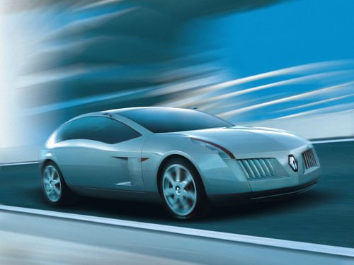 "Renault Talisman Concept Car Poster Print on 10 mil Archival Satin Paper 16"" x 12"""