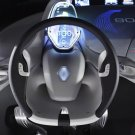 "Renault Ondelios Concept Car Poster Print on 10 mil Archival Satin Paper 16"" x 12"""
