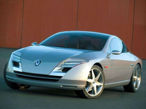 """Renault Fluence Concept Car Poster Print on 10 mil Archival Satin Paper 16"""" x 12"""""""