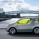 "Renault ze Concept Car Poster Print on 10 mil Archival Satin Paper 16"" x 12"""