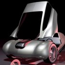 "Riley Enterprises XR3 Concept Car Poster Print on 10 mil Archival Satin Paper 20"" x 15"""