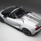 "Lamborghini Gallardo LP570-4 Spyder Performante Car Print on 10 mil Archival Satin Paper 20"" x 15"""