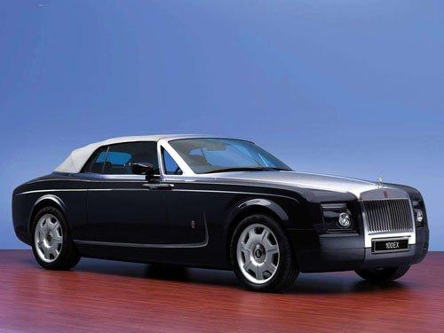 "Rolls-Royce 100EX Centenary Concept Car Poster Print on 10 mil Archival Satin Paper 16"" x 12"""