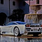 """Saleen S7 Car Poster Print on 10 mil Archival Satin Paper 20"""" x 15"""""""