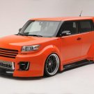 "Scion xB Tuner by Eneri Abillar Concept Car Poster Print on 10 mil Archival Satin Paper 16"" x 12"""