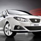"Seat Ibiza Concept Car Poster Print on 10 mil Archival Satin Paper 16"" x 12"""