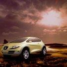"Seat Salsa Emocion Concept Car Poster Print on 10 mil Archival Satin Paper 16"" x 12"""