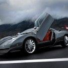 "Spyker C-12 Zagato Concept Car Poster Print on 10 mil Archival Satin Paper 20"" x 15"""