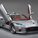 """Spyker C8 Aileron Concept Car Poster Print on 10 mil Archival Satin Paper 20"""" x 15"""""""