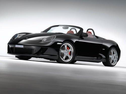 "Studio Torino RK Spyder Concept Car Poster Print on 10 mil Archival Satin Paper 16"" x 12"""
