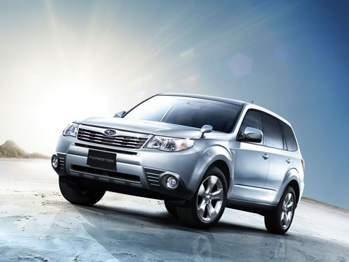 """Subaru Forester Concept Car Poster Print on 10 mil Archival Satin Paper 16"""" x 12"""""""