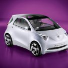 "Toyota iQ Concept Car Poster Print on 10 mil Archival Satin Paper 20"" x 15"""