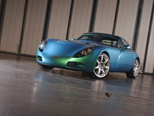 """TVR 350C Concept Car Poster Print on 10 mil Archival Satin Paper 16"""" x 12"""""""