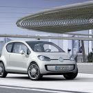 """Volkswagen Up! Concept Car Poster Print on 10 mil Archival Satin Paper 16"""" x 12"""""""