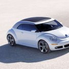 """Volkswagen New Beetle Ragster Concept Car Poster Print on 10 mil Archival Satin Paper 16"""" x 12"""""""