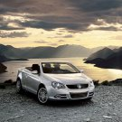 """Volkswagen Eos Concept Car Poster Print on 10 mil Archival Satin Paper 20"""" x 15"""""""