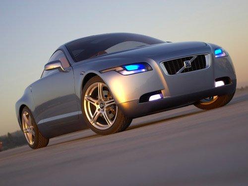 "Volvo 3CC Concept Car Poster Print on 10 mil Archival Satin Paper 16"" x 12"""
