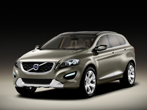 "Volvo XC60 Concept Car Poster Print on 10 mil Archival Satin Paper 16"" x 12"""