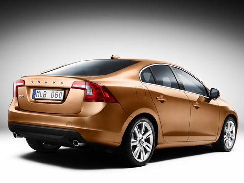 "Volvo S60 2011 Car Poster Print on 10 mil Archival Satin Paper 16"" x 12"""