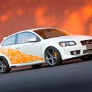 "Volvo C30 Heico Sema Concept Car Poster Print on 10 mil Archival Satin Paper 20"" x 15"""