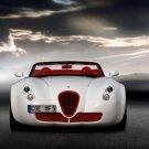 """Wiesmann Roadster MF5 Car Poster Print on 10 mil Archival Satin Paper 16"""" x 12"""""""