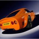 "Zolfe Classic GTC4 Sports Car Poster Print on 10 mil Archival Satin Paper 20"" x 15"""