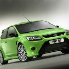 "Ford Focus RS Car Poster Print on 10 mil Archival Satin Paper 16"" x 12"""""