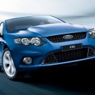 "Ford FG Falcon XR8 Concept Car Poster Print on 10 mil Archival Satin Paper 16"" x 12"""""
