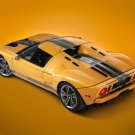 """Ford GTX1 Roadster Concept Car Poster Print on 10 mil Archival Satin Paper 16"""" x 12"""""""