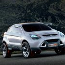 """Ford Iosis X Concept Car Poster Print on 10 mil Archival Satin Paper 16"""" x 12"""""""""""