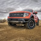 "Ford F150 SVT Raptor Price Truck Poster Print on 10 mil Archival Satin Paper 16"" x 12"""""