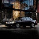 Ford Five Hundred Car Poster Print on 10 mil Archival Satin Paper 20' x 15""