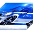 "AC Schnitzer Police MINI E R56 Car Archival Canvas Print (Mounted) 16"" x 12"""