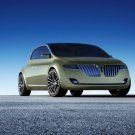"""Lincoln C Concept Car Poster Print on 10 mil Archival Satin Paper 20"""" x 15"""""""