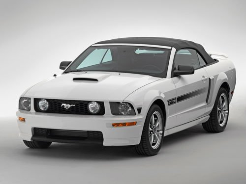 """Ford Mustang GT California Special Car Poster Print on 10 mil Archival Satin Paper 16"""" x 12"""""""""""