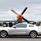 "Mustang AV-X10 - Dearborn Doll Car Poster Print on 10 mil Archival Satin Paper 16"" x 12"""""