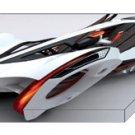"Honda Air Concept Design Car Archival Canvas Print (Mounted) 16"" x 12"""