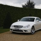 """Mercedes-Benz CLS-Class 2008 Car Poster Print on 10 mil Archival Satin Paper 16"""" x 12"""""""