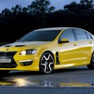 "Vauxhall VXR8 2011 Car Poster Print on 10 mil Archival Satin Paper 16"" x 12"""