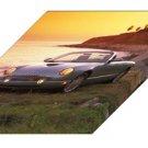 """Thunderbird 2002 Archival Canvas Car Print (Mounted) 16"""" x 12"""""""