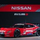 "Nissan GT-R Race Car Poster Print on 10 mil Archival Satin Paper 16"" X 12"""